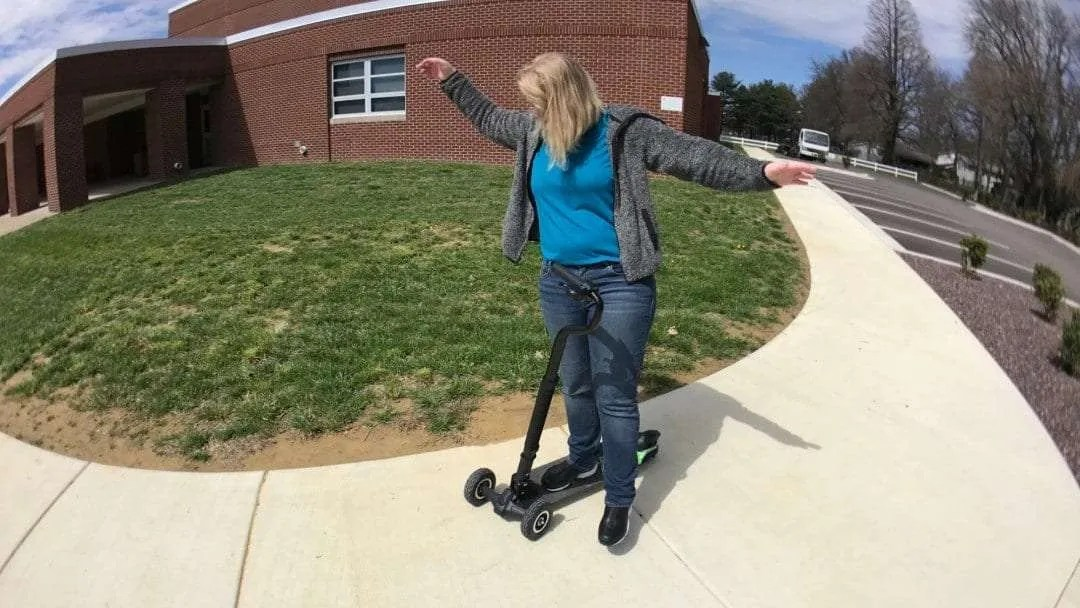 Scooterboard Electric Scooter REVIEW