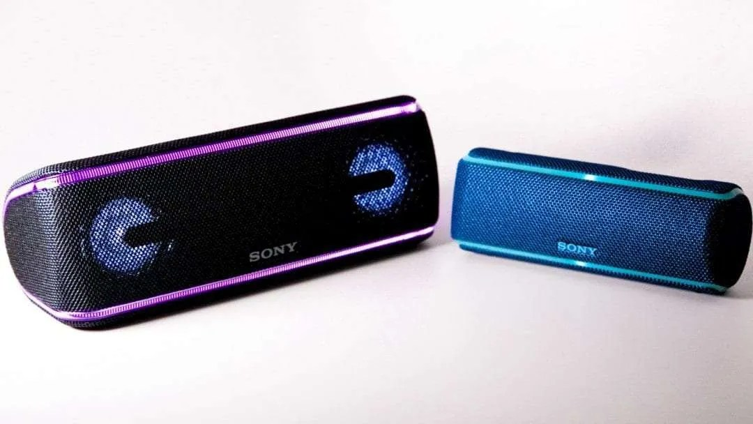 Sony Extra Bass Bluetooth Speakers REVIEW
