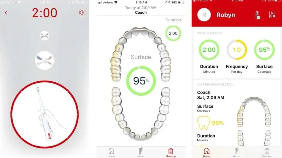 Colgate Smart Toothbrush REVIEW