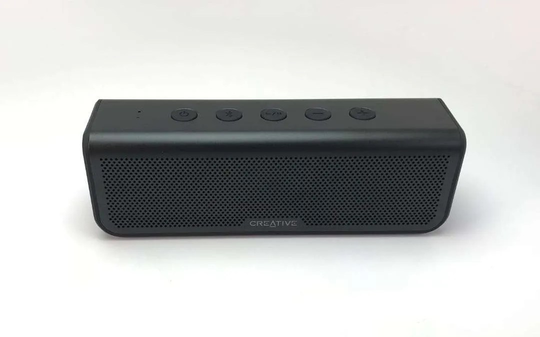Creative Metallix Plus Bluetooth Speaker REVIEW