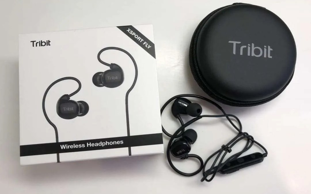 Tribit Xfly Sport Earbuds REVIEW Lightweight earphones for the active individual