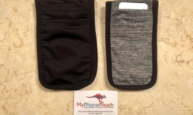 MyPhonePouch REVIEW Convenient and Fashionable Smartphone holster
