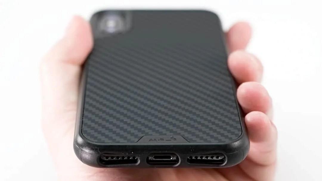 MOUS Real Aramid Carbon Fibre Case for iPhone X REVIEW