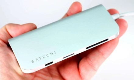 Satechi Type-C Multimedia Adapter REVIEW