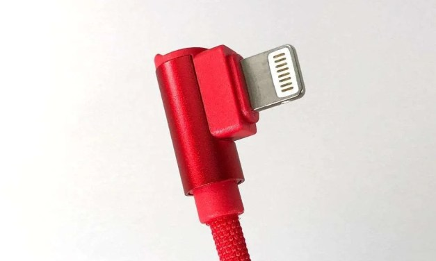 Aimus Right Angle Lightning Cables REVIEW
