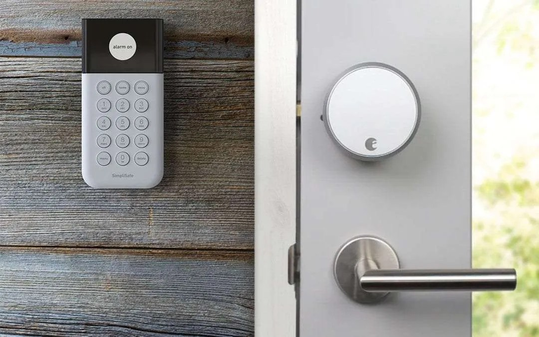 SimpliSafe Integrates the August Smart Lock to Make Your Home More Secure Than Ever NEWS