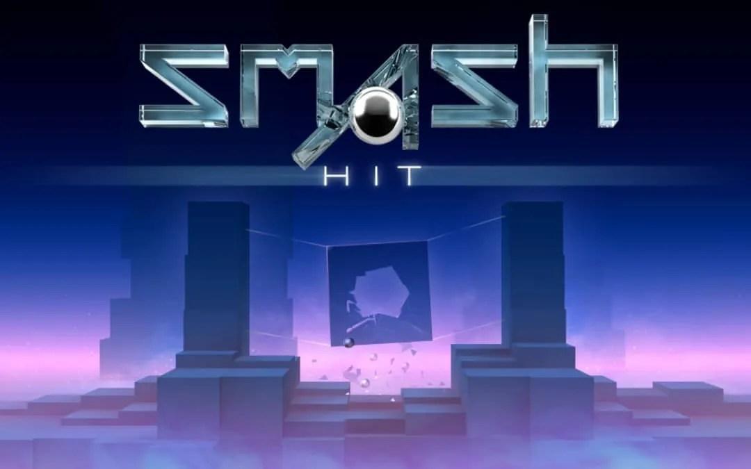 Smash Hit iOS Game REVIEW