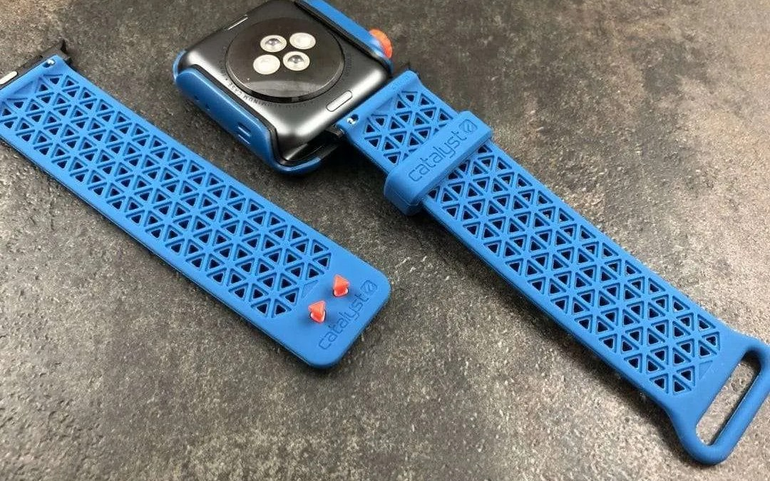 info for 09f67 36fe4 Catalyst Sport Apple Watch 42mm Band REVIEW Enhance the Apple Watch ...