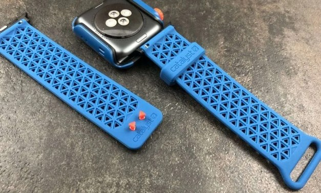 Catalyst Sport Apple Watch 42mm Band REVIEW Enhance the Apple Watch Experience