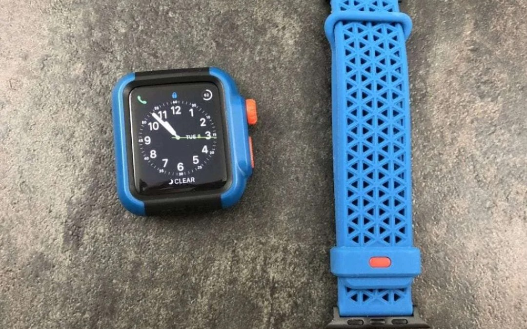 Catalyst Impact Case for Apple Watch REVIEW Protective Art on your wrist