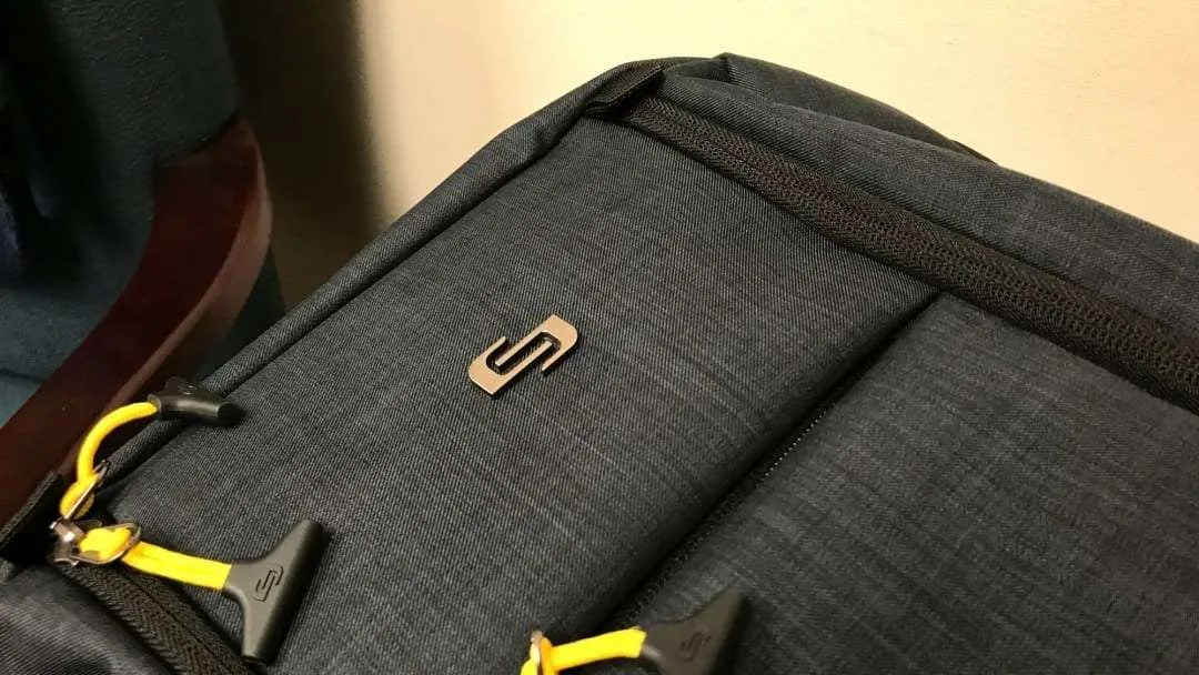 Solo Everyday Max Backpack REVIEW
