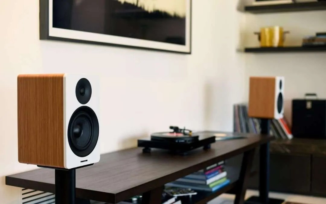 Fluance Launches Ai40 Powered Bookshelf Speakers NEWS