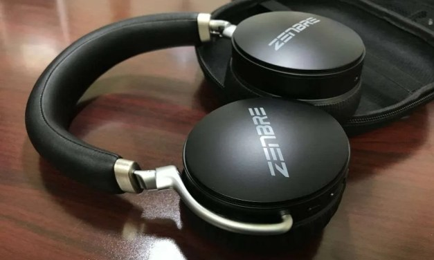 Zenbre H6 Foldable Bluetooth Headphones REVIEW