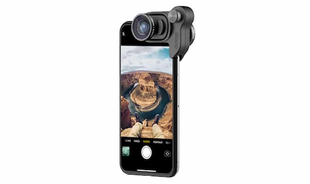 olloclip Introduces All-New Mobile Lens System for iPhone X NEWS