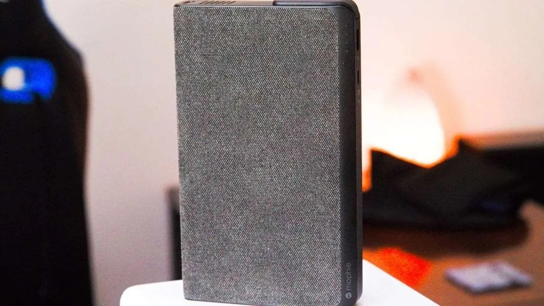 Mophie Powerstation AC Portable Battery REVIEW