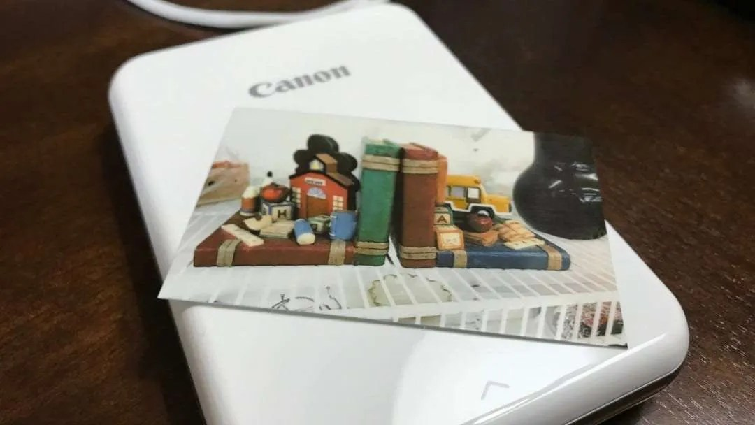Canon Ivy Mini Photo Printer REVIEW | Mac Sources