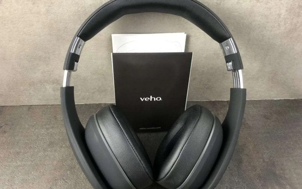 veho ZB6 Wireless Headphone REVIEW Plenty of Power and Fully Portable