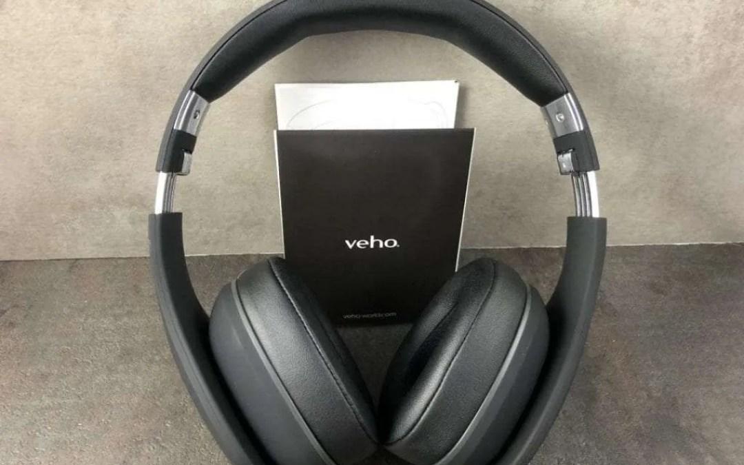 veho ZB6 Wireless Headphone REVIEW Plenty of Power and Fully Portable