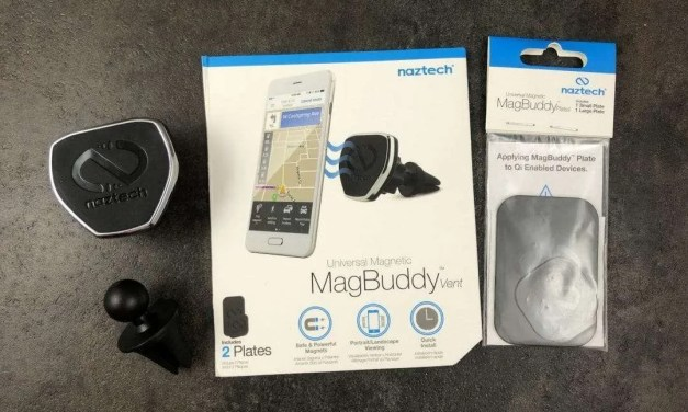 Naztech MagBuddy Vent REVIEW Awesome Idea But Flawed Execution