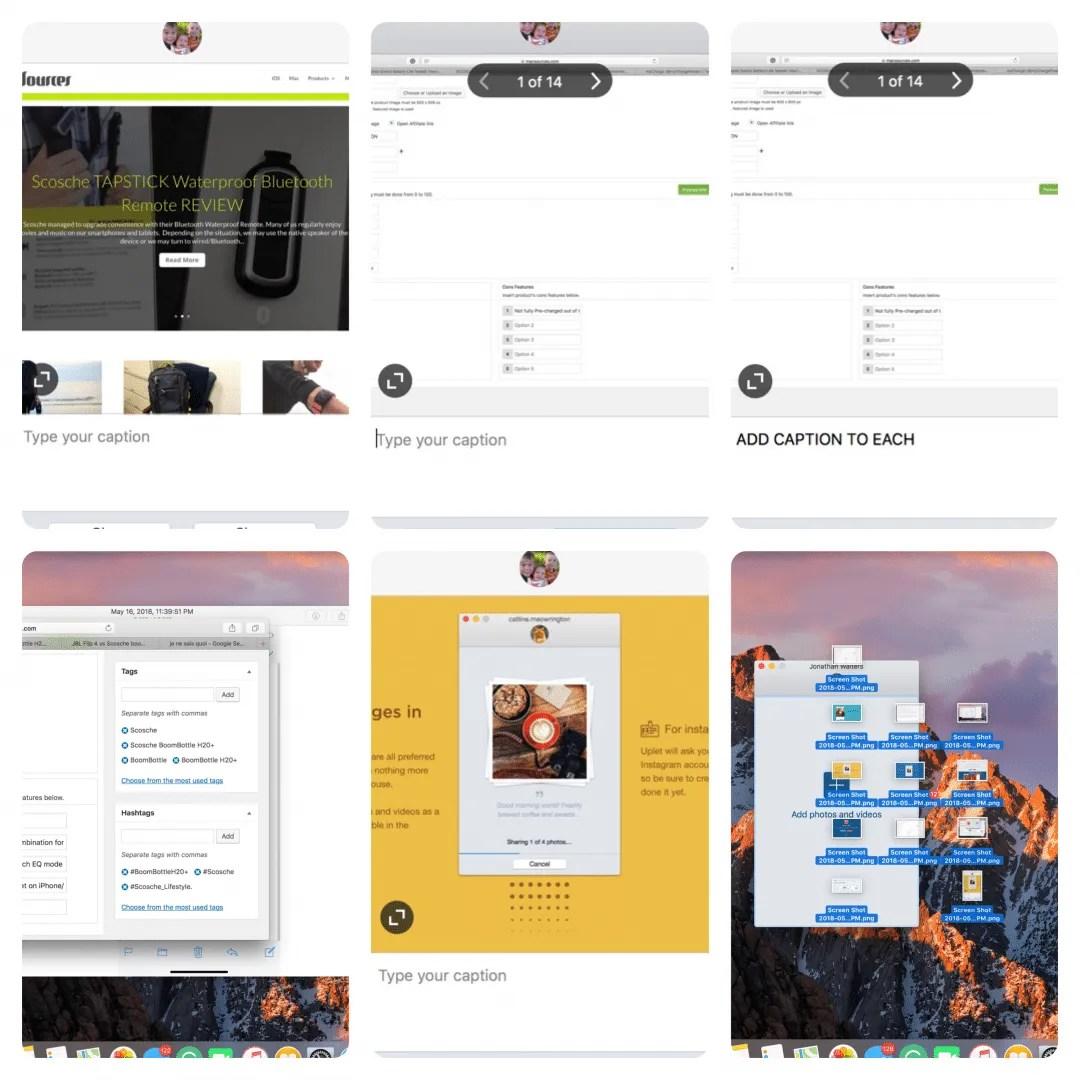 Uplet App REVIEW Instagram Uploader for Mac | Mac Sources