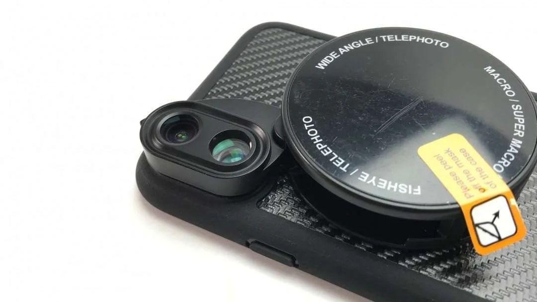Ztylus M6 Revolver 6-in-1 Camera Lens Kit REVIEW