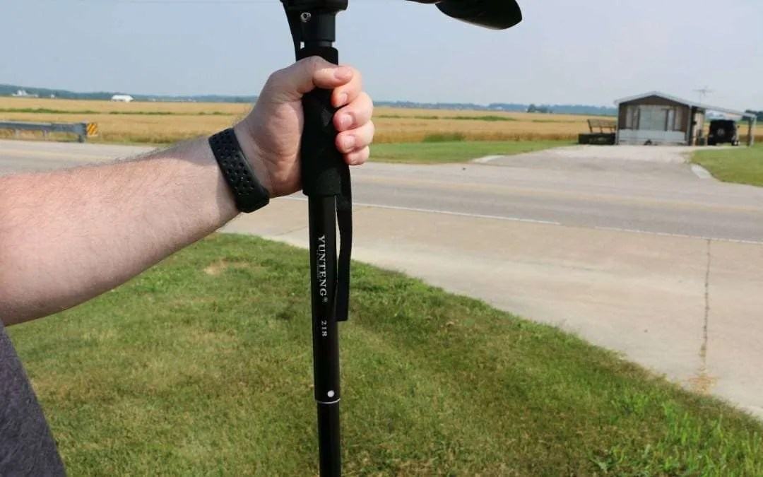 YunTeng 60-Inch Camera Monopod REVIEW