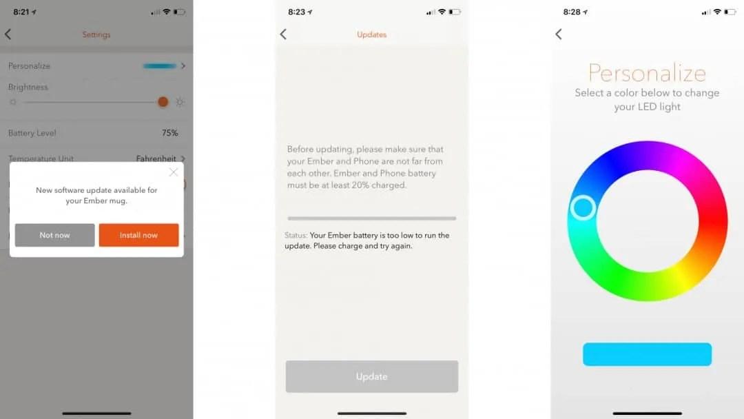 Ember Ceramic App Enabled Mug REVIEW