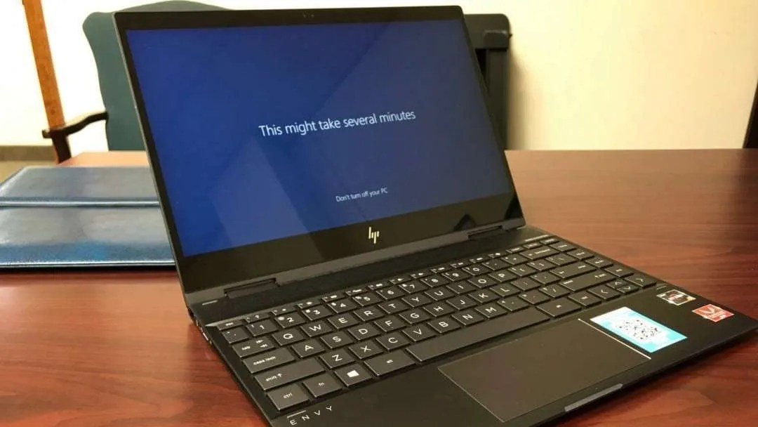 HP Envy x360 2-in-1 Touch-Screen Laptop REVIEW