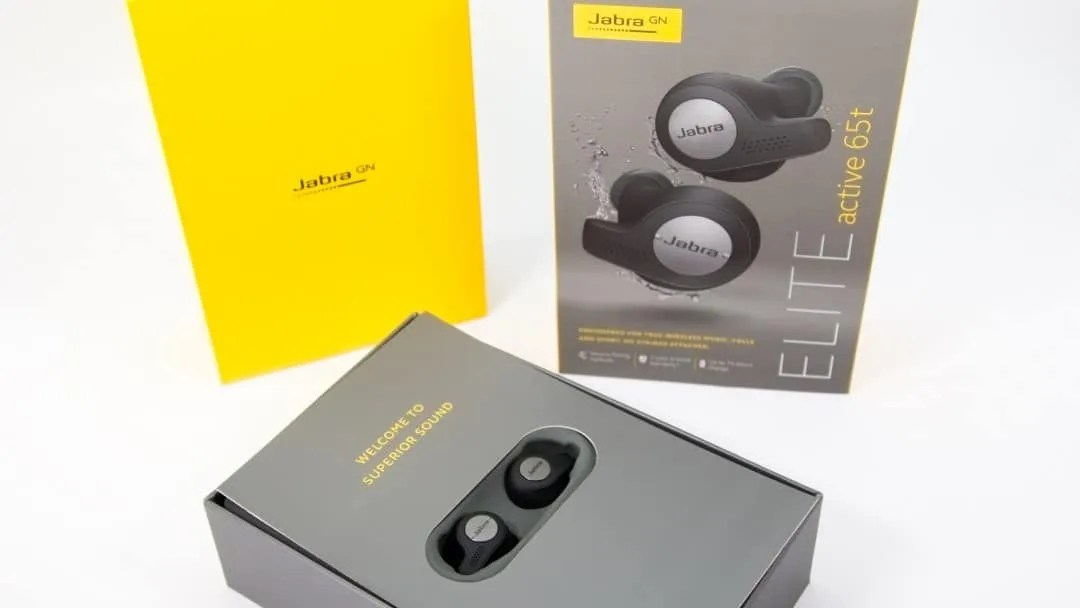 Jabra Elite Active 65t Wireless Earbuds REVIEW | Mac Sources