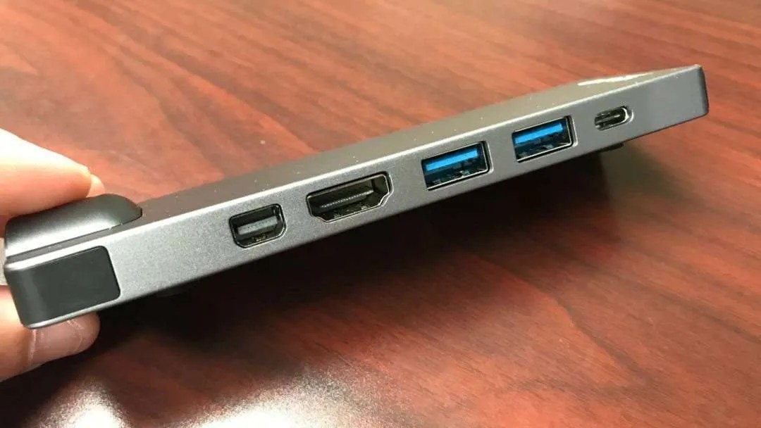 LMP USB-C Compact Dock REVIEW