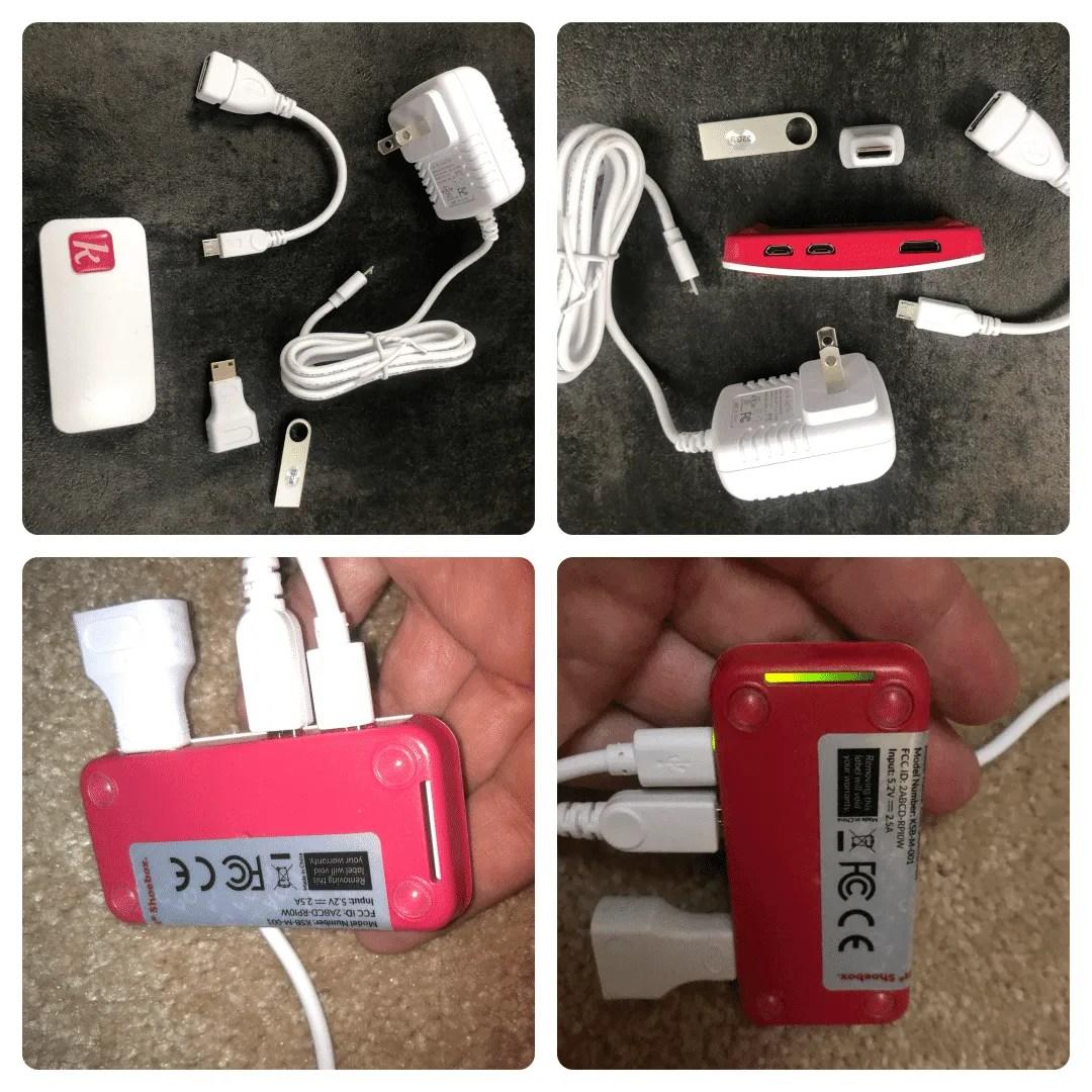 Kwilt Shoebox accessories