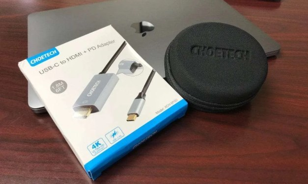 CHOETECH USB-C to HDMI Cable REVIEW