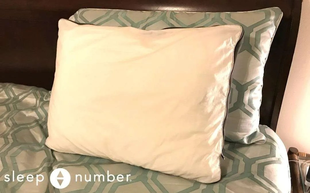 Sleep Number PlushComfort Pillow REVIEW