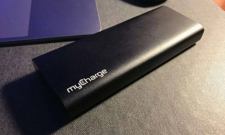 myCharge RazorMega Portable External Battery REVIEW
