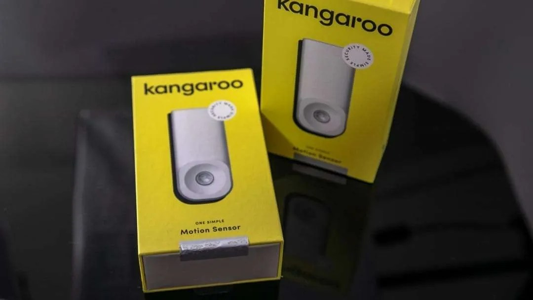 Kangaroo Motion Sensor REVIEW