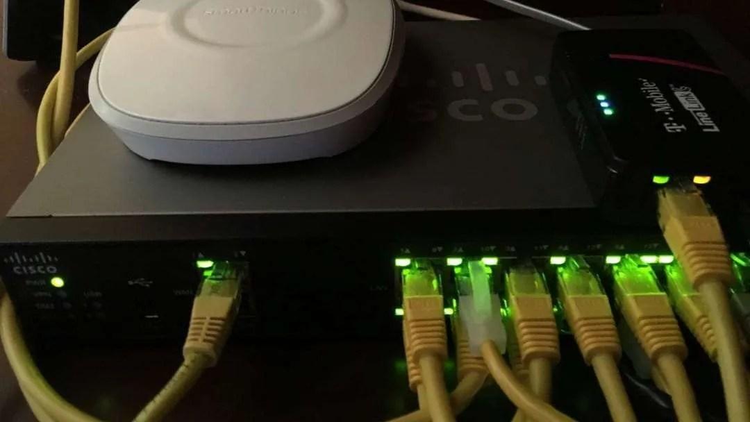 Cisco RV345 Dual WAN Gigabit VPN Router REVIEW