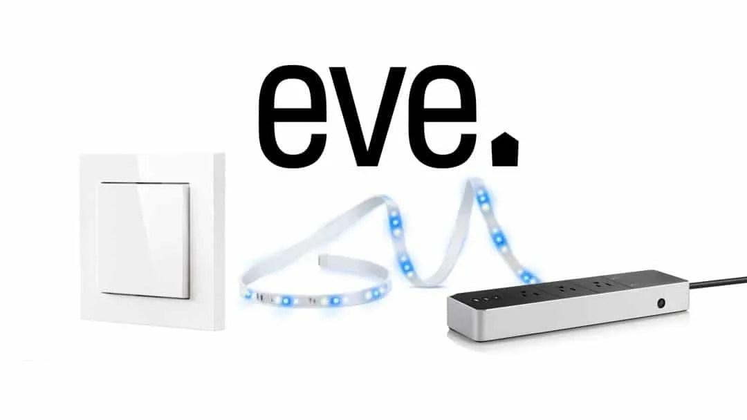 Eve Systems Extends HomeKit Lineup NEWS