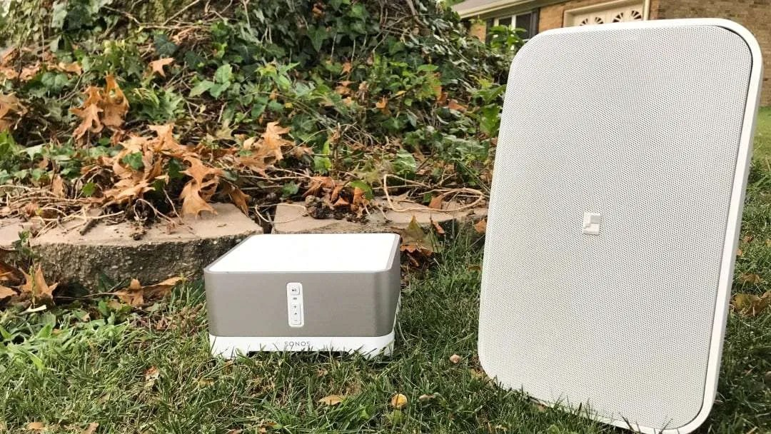 Sonos & Sonance Outdoor Speaker Streaming Audio Bundle REVIEW