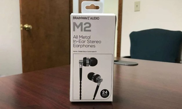 Brainwavz Audio M2 Earphones REVIEW