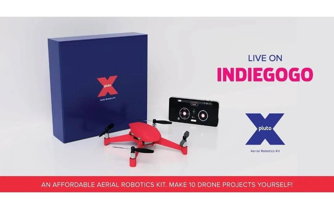 PlutoX Goes Live on Indiegogo NEWS