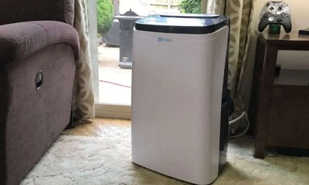 RolliCool Cool100H Portable AC with Heater REVIEW