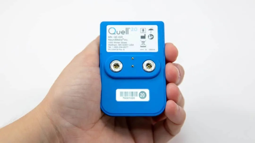 NeuroMetrix Quell 2 REVIEW