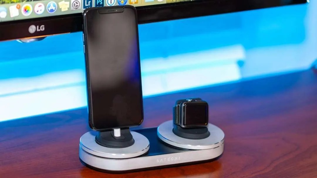 SATECHI Type-C Dual Charging Station REVIEW