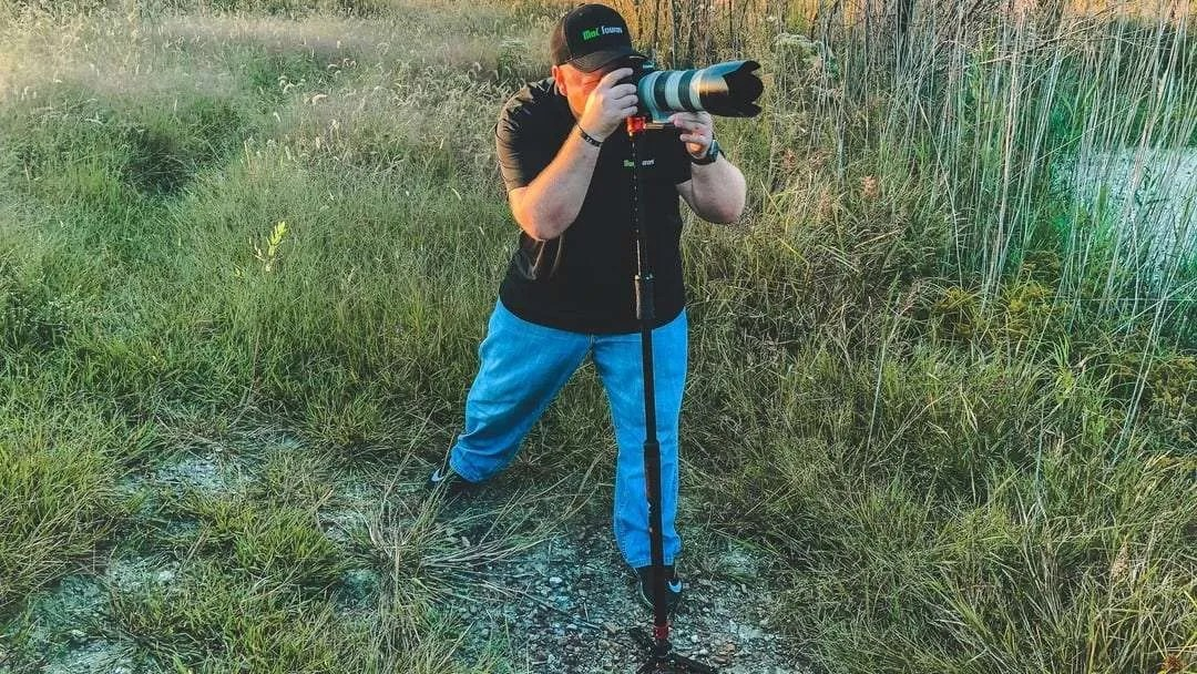 iFootage Cobra 2 Strike 59-Inch Aluminum Monopod REVIEW