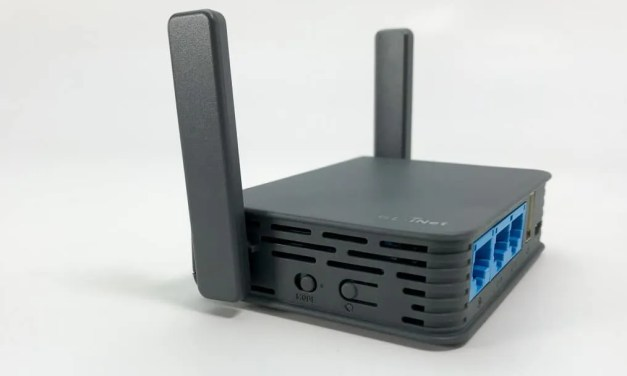 Slate GL-AR750S Travel Router REVIEW