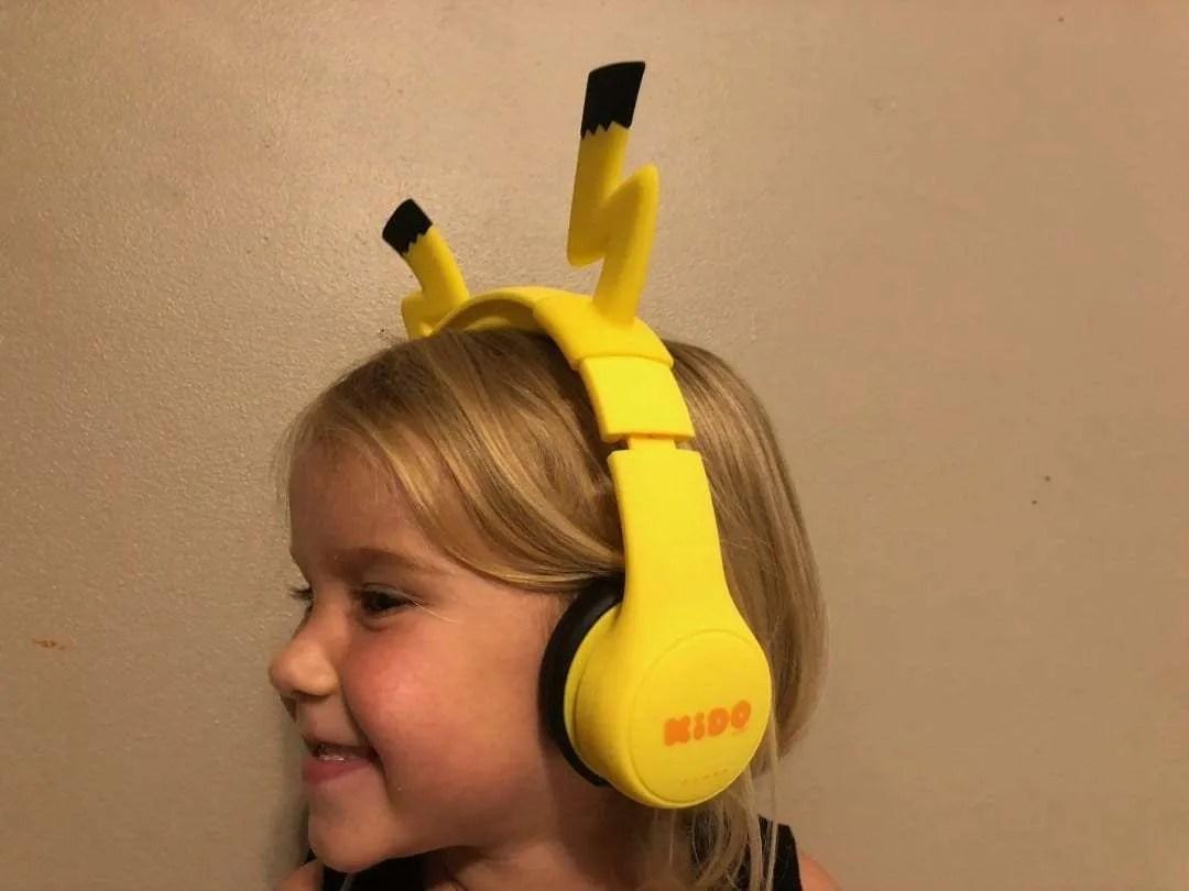 Mumba Decibel Regulating Volibolt Headphones for Children REVIEW