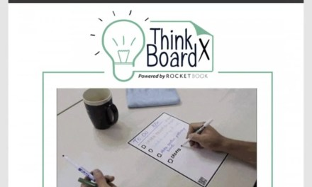 Rocketbook Think Board X 21st Century White Board