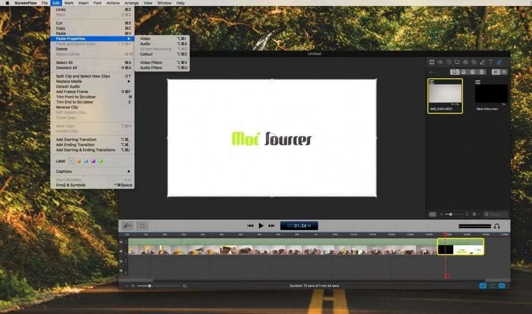ScreenFlow 8 Video Editing Mac App REVIEW