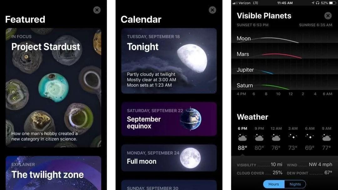 Sky Guide for iOS REVIEW