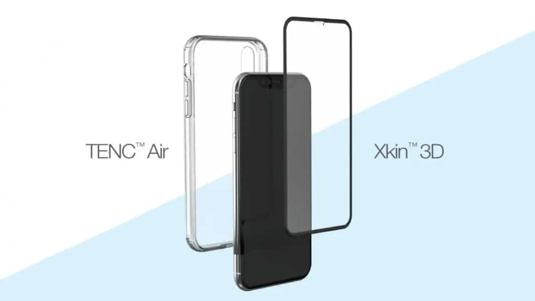 Just Mobile Announces Release of TENC Air and XKin Screen Protectors NEWS